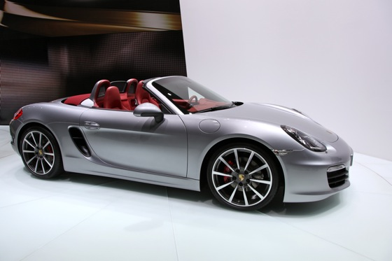 2013 Porsche Boxster: Geneva Auto Show featured image large thumb5