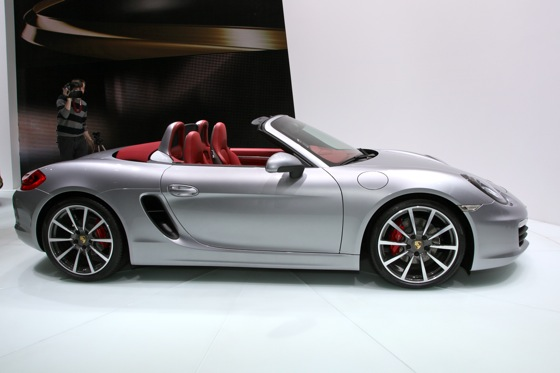 2013 Porsche Boxster: Geneva Auto Show featured image large thumb6