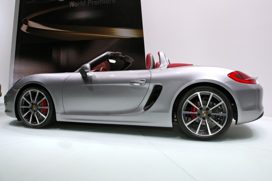 2013 Porsche Boxster: Geneva Auto Show featured image large thumb7