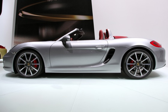 2013 Porsche Boxster: Geneva Auto Show featured image large thumb8