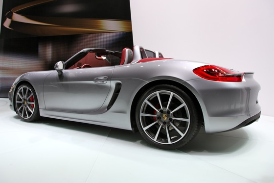 2013 Porsche Boxster: Geneva Auto Show featured image large thumb9