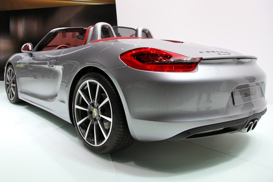 2013 Porsche Boxster: Geneva Auto Show featured image large thumb10