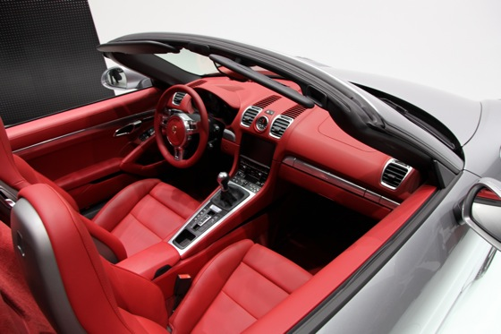 2013 Porsche Boxster: Geneva Auto Show featured image large thumb13