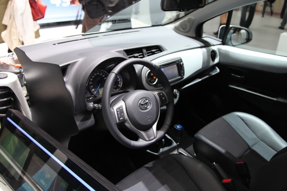 Toyota Yaris Hybrid: Geneva Auto Show featured image large thumb7