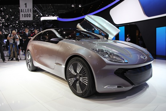Hyundai i-oniq Concept: Geneva Auto Show featured image large thumb1