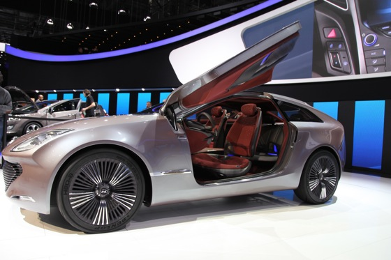 Hyundai i-oniq Concept: Geneva Auto Show featured image large thumb7
