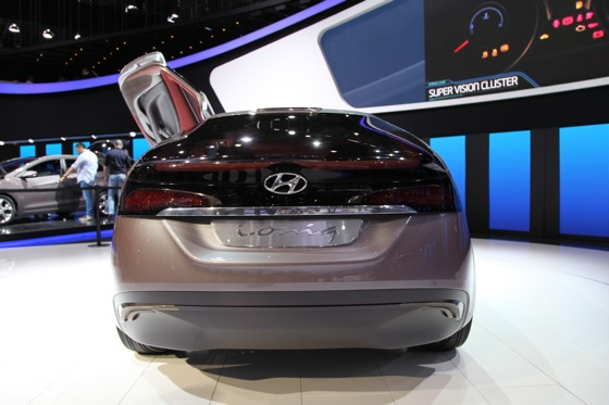 Hyundai i-oniq Concept: Geneva Auto Show featured image large thumb13