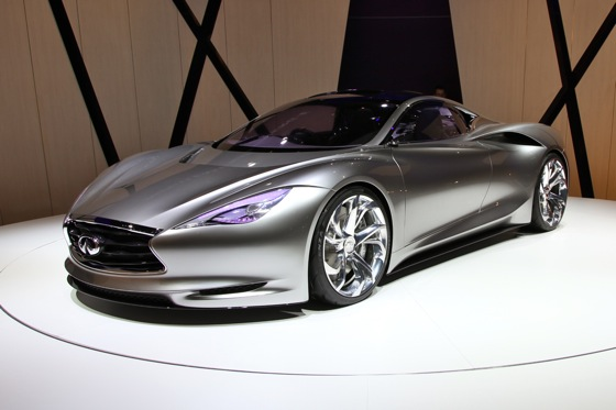 Infiniti EMERG-E Concept Vehicle: Geneva Auto Show featured image large thumb0