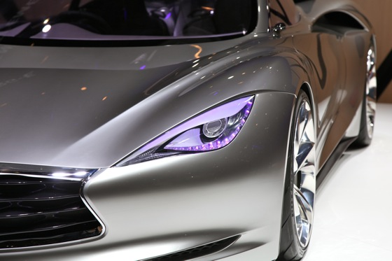 Infiniti EMERG-E Concept Vehicle: Geneva Auto Show featured image large thumb7