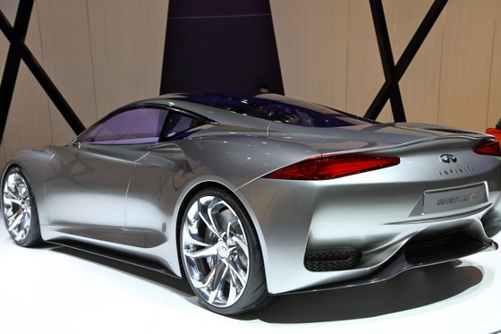 Infiniti EMERG-E Concept Vehicle: Geneva Auto Show featured image large thumb10