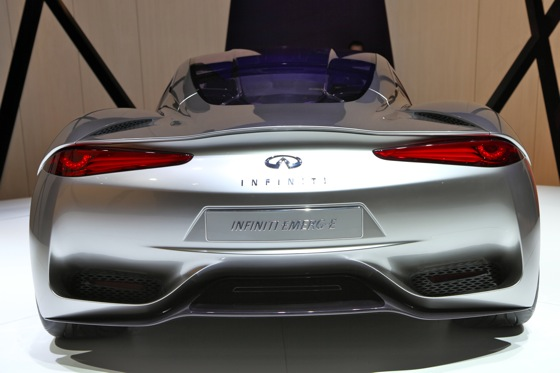 Infiniti EMERG-E Concept Vehicle: Geneva Auto Show featured image large thumb12