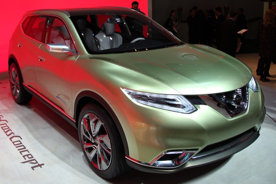 Nissan Hi-Cross Concept Vehicle: Geneva Auto Show featured image large thumb0