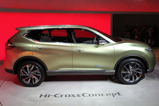 Nissan Hi-Cross Concept Vehicle: Geneva Auto Show featured image large thumb1