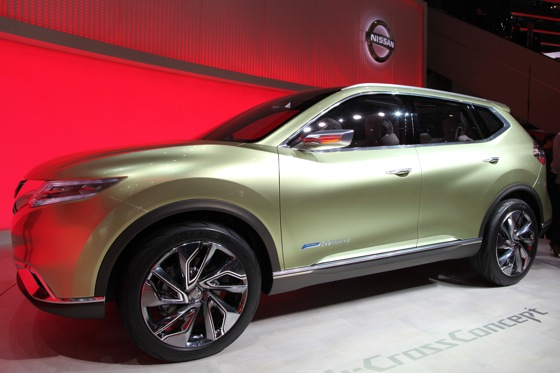 Nissan Hi-Cross Concept Vehicle: Geneva Auto Show featured image large thumb3