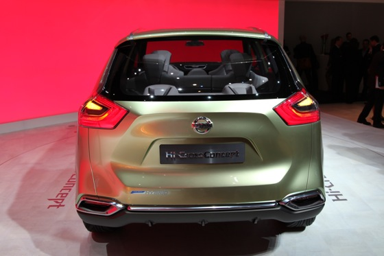 Nissan Hi-Cross Concept Vehicle: Geneva Auto Show featured image large thumb6