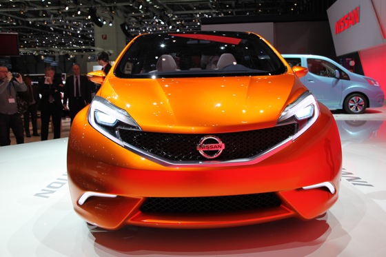 Nissan INVITATION Concept Vehicle: Geneva Auto Show featured image large thumb1