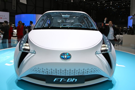 Toyota FT- Bh Concept: Geneva Auto Show featured image large thumb1