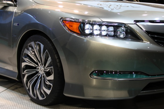 Acura RLX Concept: New York Auto Show featured image large thumb6