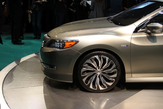 Acura RLX Concept: New York Auto Show featured image large thumb8
