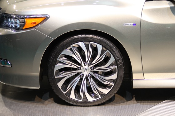 Acura RLX Concept: New York Auto Show featured image large thumb15