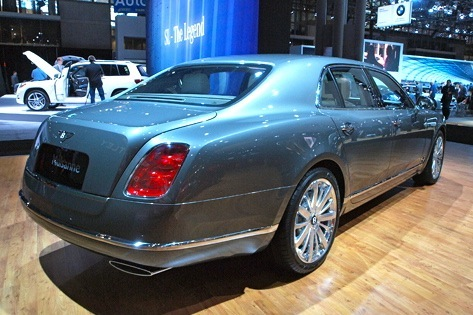 2013 Bentley Mulsanne: New York Auto Show featured image large thumb3