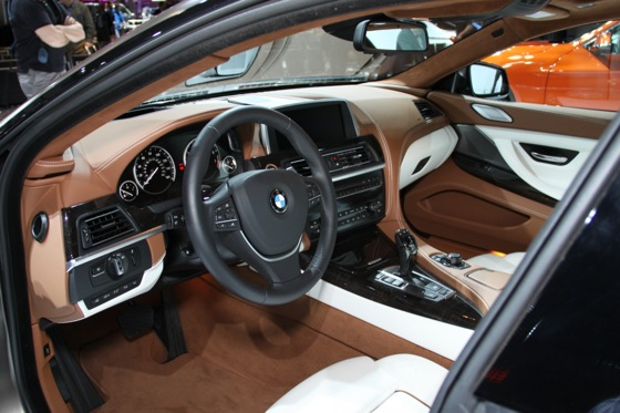 2013 BMW 640i Gran Coupe: New York Auto Show featured image large thumb12