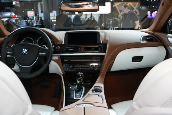 2013 BMW 640i Gran Coupe: New York Auto Show featured image large thumb19