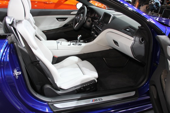 2012 BMW M6 Convertible: New York Auto Show featured image large thumb8