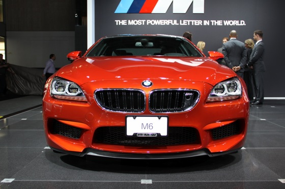 2013 BMW M6 Coupe: New York Auto Show featured image large thumb3