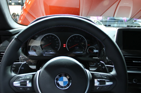 2013 BMW M6 Coupe: New York Auto Show featured image large thumb14