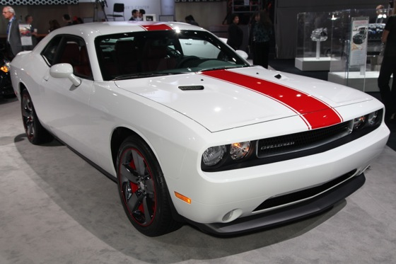 2012 Dodge Challenger Rallye Redline: New York Auto Show featured image large thumb0