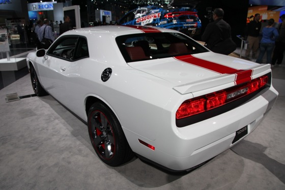 2012 Dodge Challenger Rallye Redline: New York Auto Show featured image large thumb3