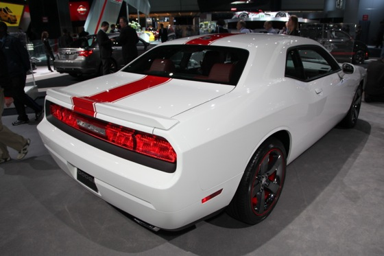 2012 Dodge Challenger Rallye Redline: New York Auto Show featured image large thumb4