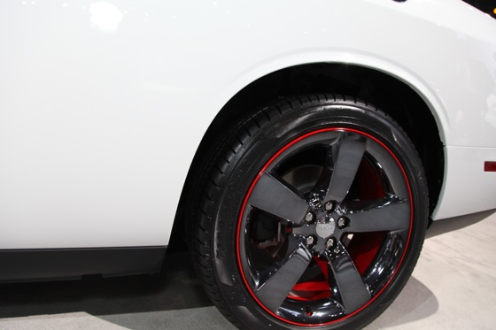 2012 Dodge Challenger Rallye Redline: New York Auto Show featured image large thumb5