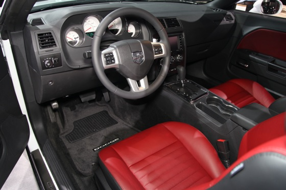 2012 Dodge Challenger Rallye Redline: New York Auto Show featured image large thumb6