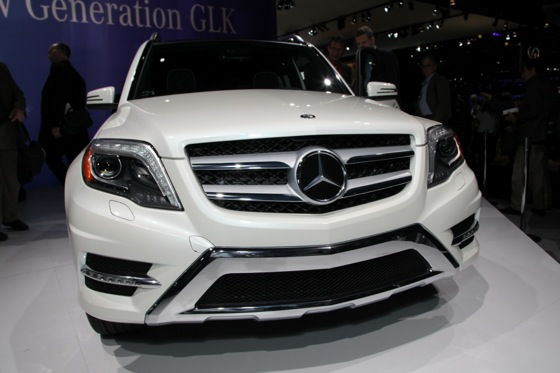 2013 Mercedes GL-Class: New York Auto Show featured image large thumb3