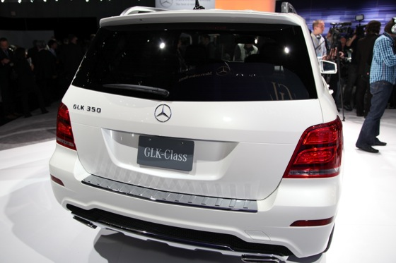 2013 Mercedes GLK: New York Auto Show featured image large thumb5