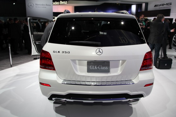 2013 Mercedes GL-Class: New York Auto Show featured image large thumb13