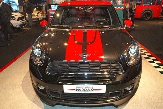 Mini John Cooper Works Countryman: New York Auto Show featured image large thumb1