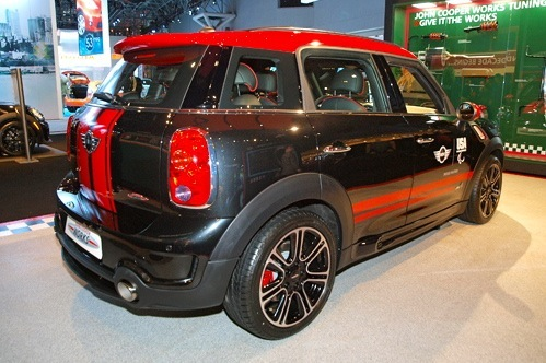 Mini John Cooper Works Countryman: New York Auto Show featured image large thumb3