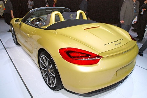 2013 Porsche Boxster: New York Auto Show featured image large thumb2