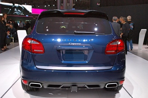 2013 Porsche Cayenne Diesel: New York Auto Show featured image large thumb4