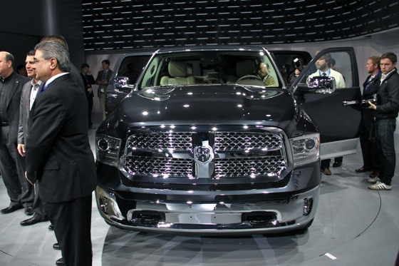 2013 RAM 1500: New York Auto Show featured image large thumb0