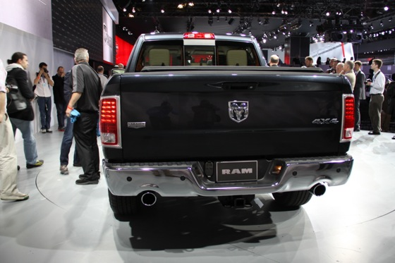 2013 RAM 1500: New York Auto Show featured image large thumb3