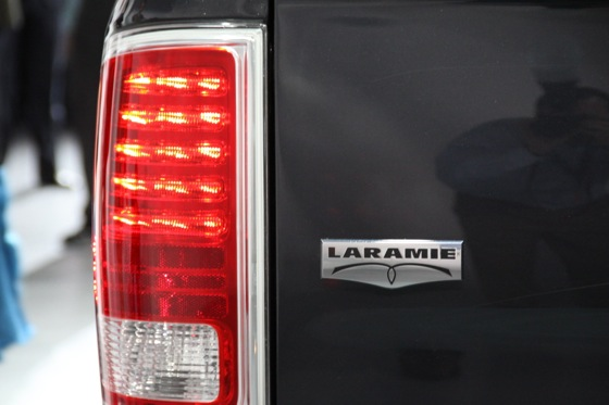2013 RAM 1500: New York Auto Show featured image large thumb4