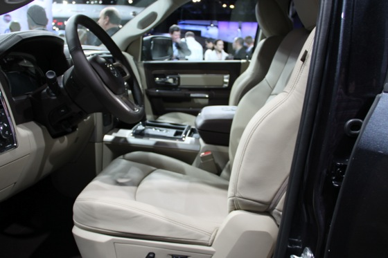 2013 RAM 1500: New York Auto Show featured image large thumb9