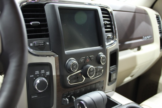 2013 RAM 1500: New York Auto Show featured image large thumb11