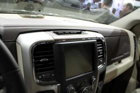 2013 RAM 1500: New York Auto Show featured image large thumb15