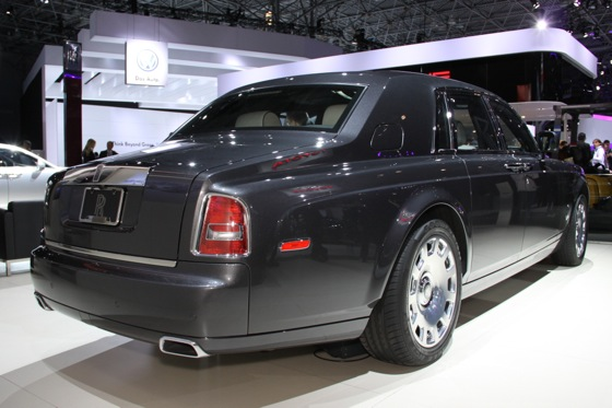 2013 Rolls-Royce Phantom Series II: New York Auto Show featured image large thumb5