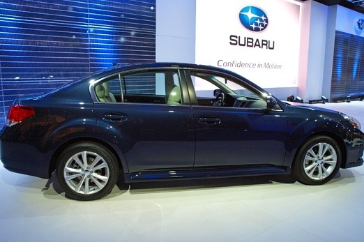 2013 Subaru Legacy: 2012 New York Auto Show featured image large thumb5
